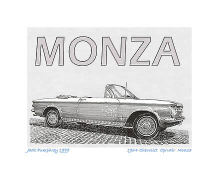 Jack Pumphrey - 1964 Corvair Monza Spyder