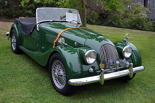 1965 Morgan plus 4 by Bill Dutting