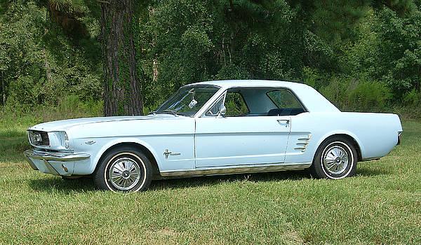 1966 Mustang by Danny Jones