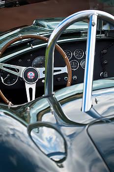 Jill Reger - 1966 Shelby 427 Cobra