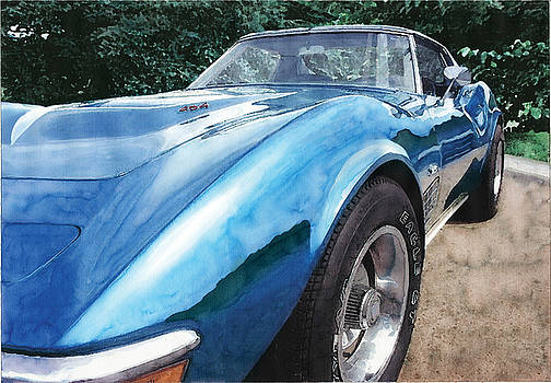 1972 Corvette by Rod Seel