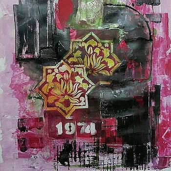 1974 by Fareeha Usman