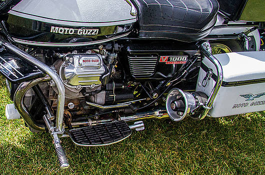 1976 Motto Guzzi V1000 Convert by Roger Mullenhour