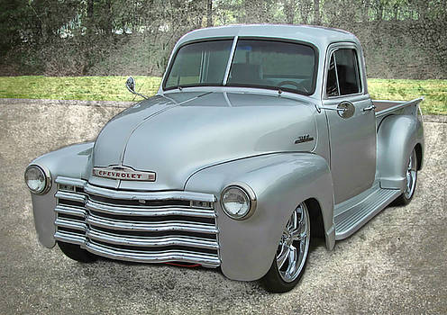 '53 Chevy Truck by Victor Montgomery