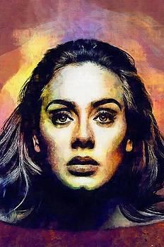 Adele by Elena Kosvincheva