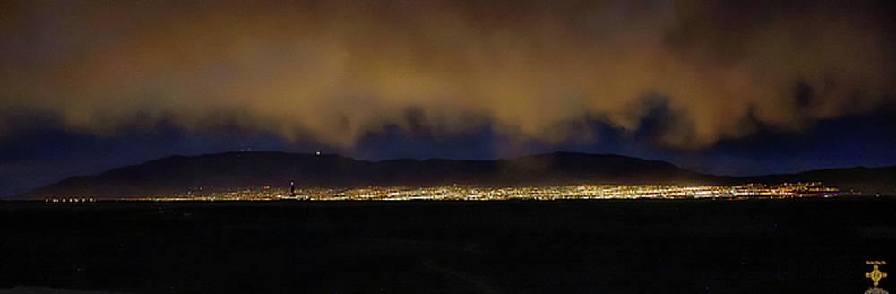 Albuquerque, New Mexico by Tony Lopez