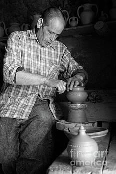 Gaspar Avila - Azores islands pottery