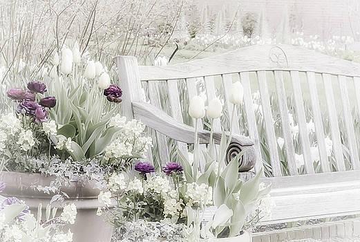 Julie Palencia - Beauty of a Spring Garden