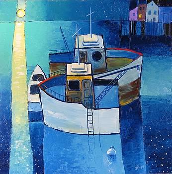 Moonlight by Mikhail Zarovny