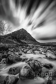 Buachaille Etive Mor by Keith Thorburn LRPS