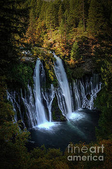 Burney Falls by Kelly Wade
