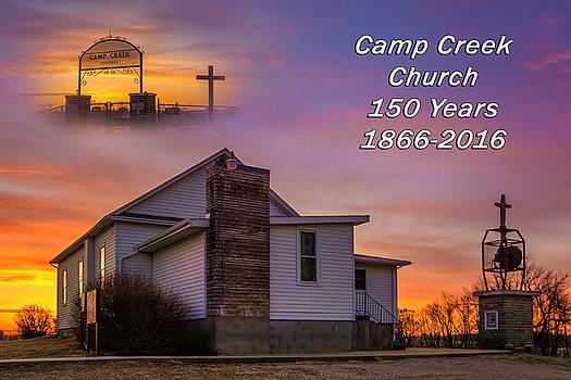 Camp Creek Church by Mark McDaniel