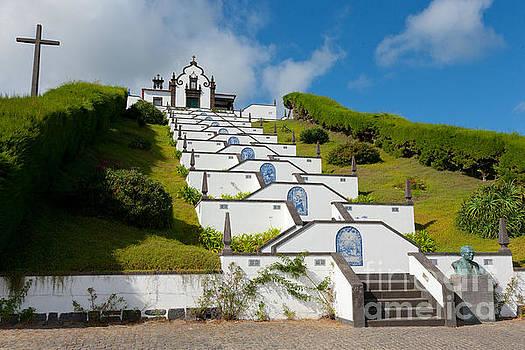 Gaspar Avila - Chapel in Azores islands