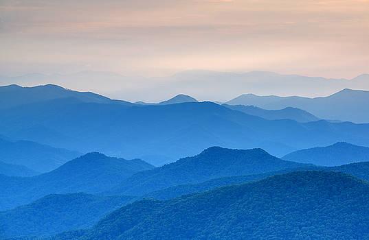 Cowee Mountains by Derek Thornton