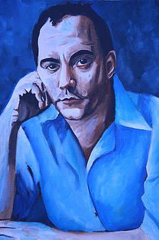 Dave Matthews by Mikayla Ziegler