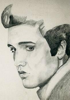 Elvis by Mikayla Ziegler