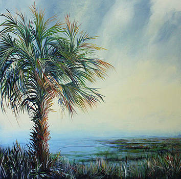 Florida Horizons by Michele Hollister - for Nancy Asbell