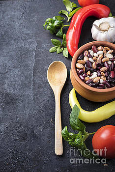 Food ingredients by Jelena Jovanovic