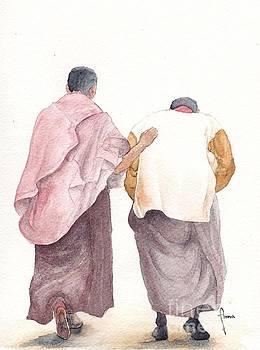 Friends by Annemeet Hasidi- van der Leij