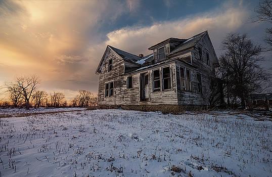 Frozen and Forgotten by Aaron J Groen
