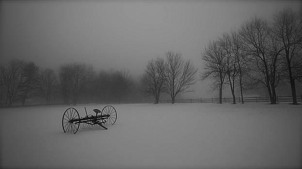 Frozen in Time by Chris Burke