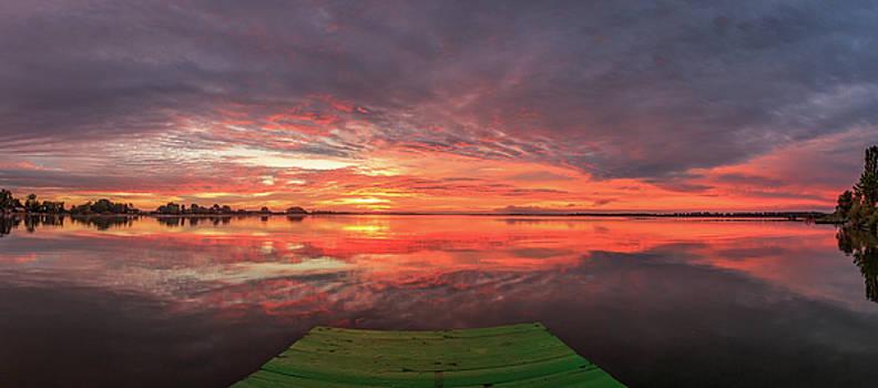 Good morning by Davorin Mance
