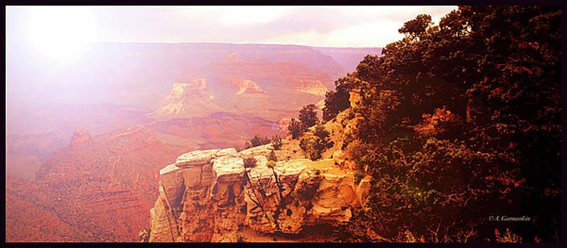 Grand Canyon Sunset by A Gurmankin