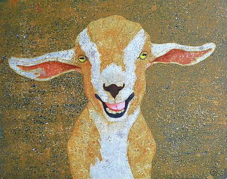 Happy Goat by John Pinkerton