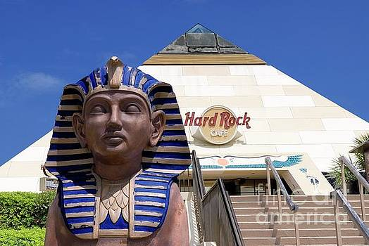 Hard Rock Myrtle Beach by Bob Pardue