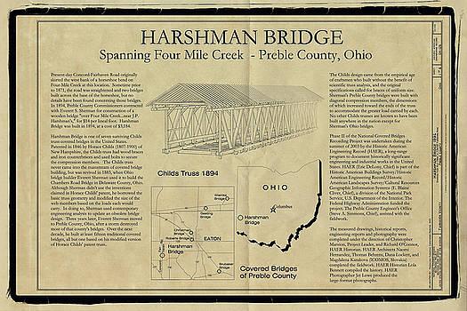 Jack R Perry - Harshman  Covered Bridge