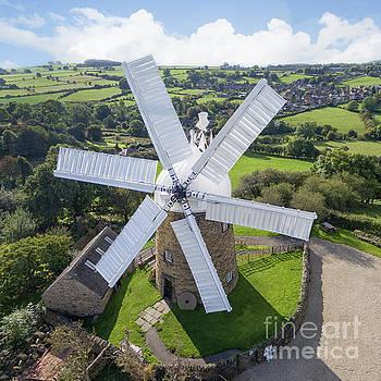 Heage Windmill by Steev Stamford