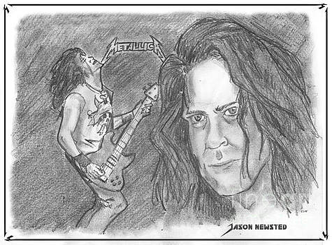 Chris  DelVecchio - Jason Newsted