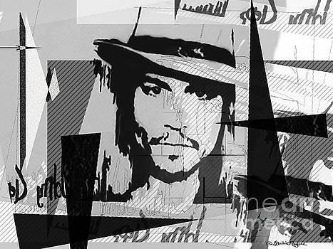 Johnny Depp by Christine Mayfield