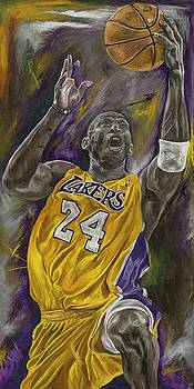Kobe Bryant by David Courson