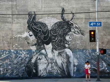 LA Street Art by Jim McCullaugh