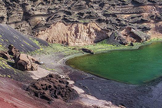 Lago Verde - Lanzarote by Joana Kruse