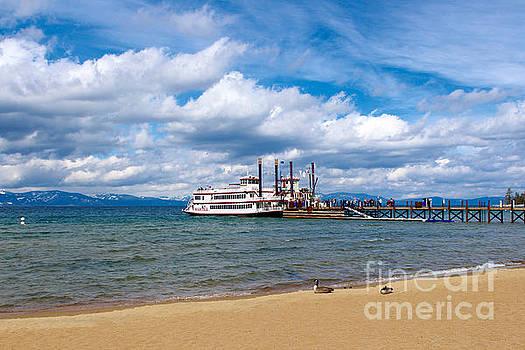 Lake Tahoe by Irina Hays
