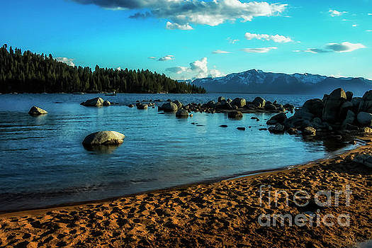 Lake Tahoe  by Thomas R Fletcher