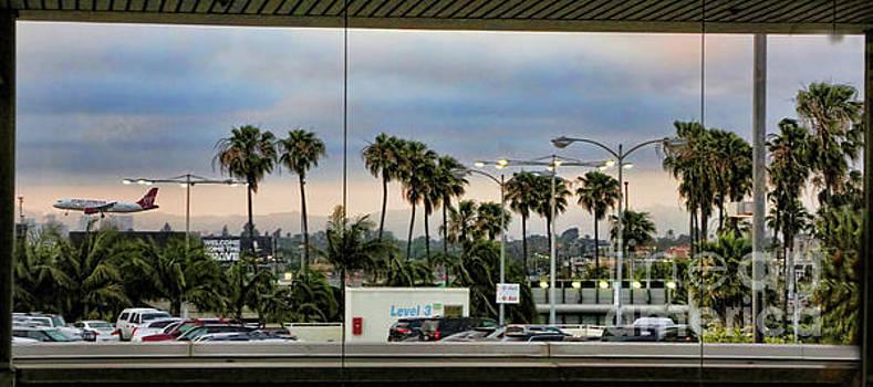 Chuck Kuhn - LAX Airport