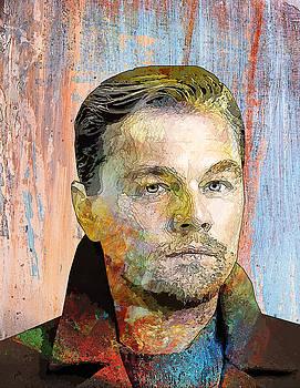 Leonardo DiCaprio by Elena Kosvincheva