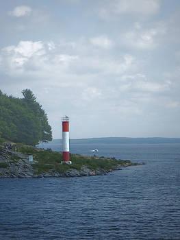 Judy Hall-Folde - Lighthouse