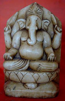 Lord Ganesh by Yogesh Agrawal