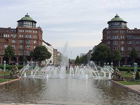 Mannheim by Irina Zelichenko