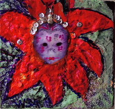 Anne-elizabeth Whiteway - Mardi Gras Mask