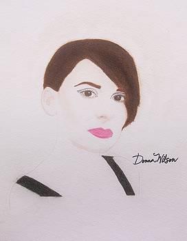 Melanie by Donna Wilson