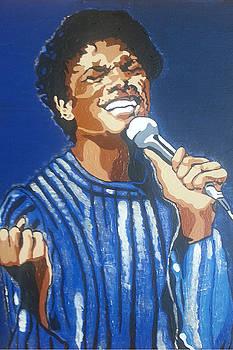 Michael Jackson by Rachel Natalie Rawlins