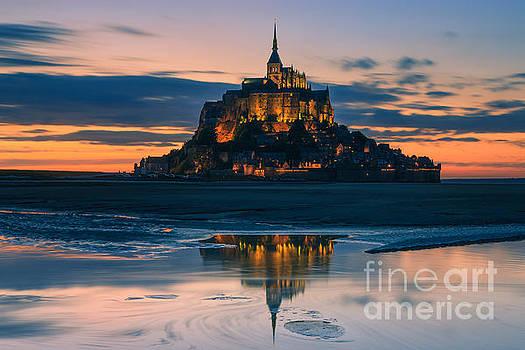 Mont Saint Michel by Henk Meijer Photography