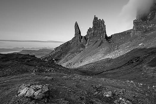 Old Man of Storr by Davorin Mance