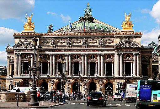 Paris Opera  by Ira Shander