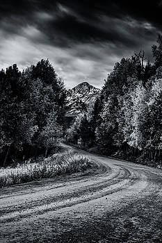 Path to the Mountains by Andrew Soundarajan